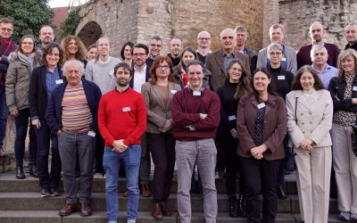 CCIMC project Kick-Off Meeting